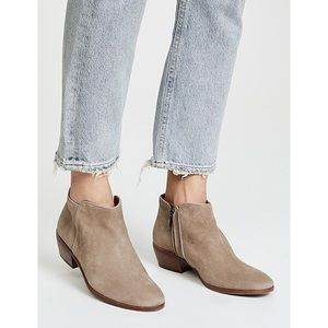 Sam Edelman💕Petty Ankle Suede Bootie Boots